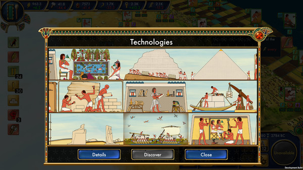 Egypt: Old Kingdom Screenshot