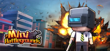 Mini Battlegrounds on Steam Mini Battlegrounds is a multiplayer last man standing battle royale full of  adrenaline packed combat  With simple controls  this game is easy to pick  up for
