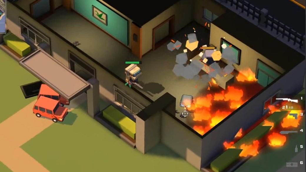 capa do jogo Mini Battlegrounds