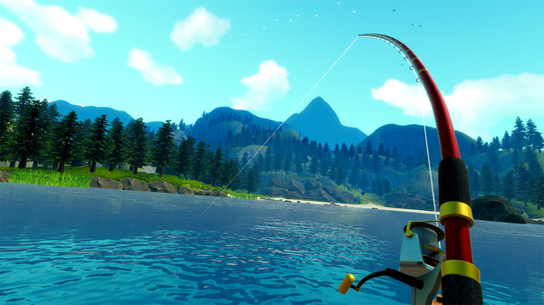 Catch & Release Screenshot
