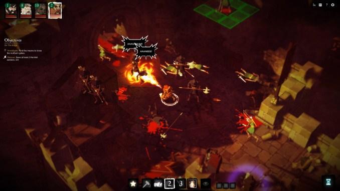 Sword Legacy Omen Screenshot 2