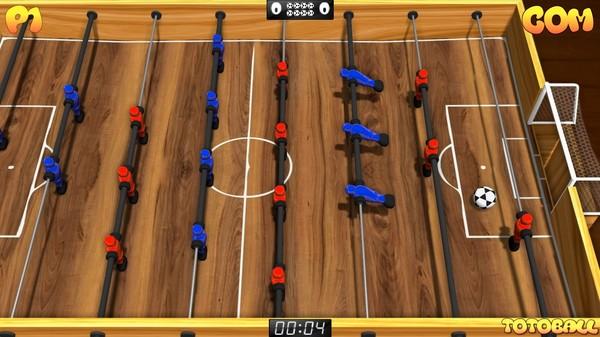 TOTOBALL Screenshot