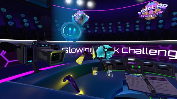 HoloLAB Champions Screenshot