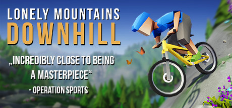 Lonely Mountains: Downhill on Steam
