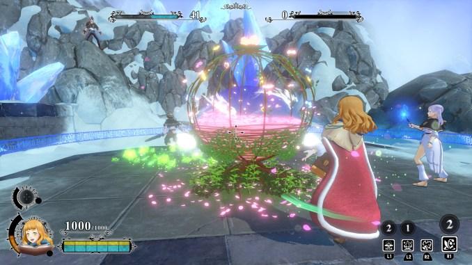 Black Clover: Quartet Knights Screenshot 2