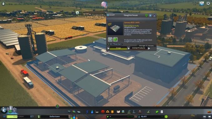 Cities: Skylines - Industries Screenshot 1