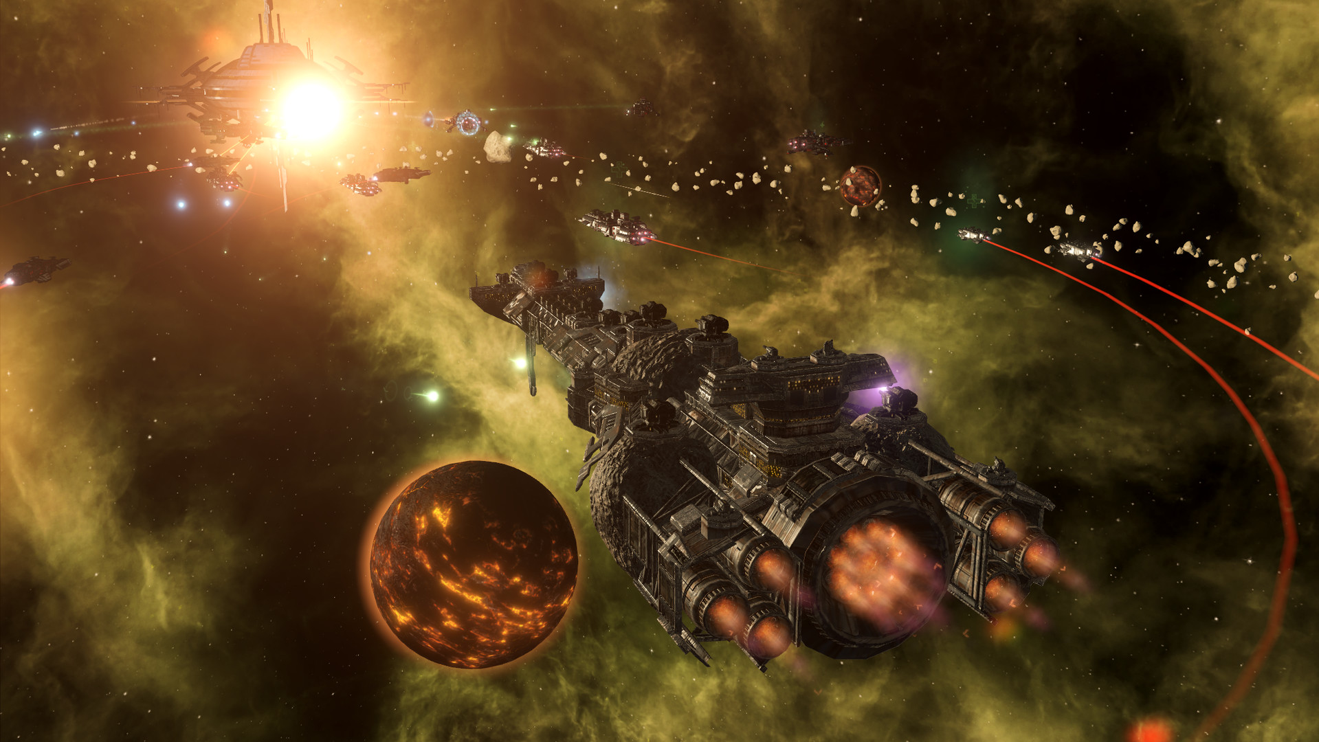 Stellaris Apocalypse for Mac 2.0 激活版 - 太空探险为核心的战略游戏