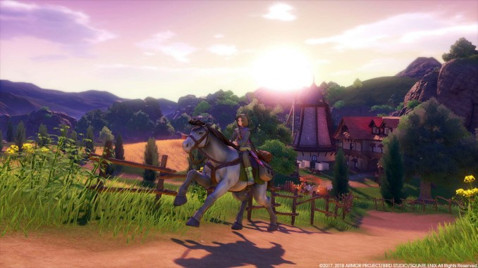 Dragon Quest XI: Echoes of an Elusive Age Screenshot 3