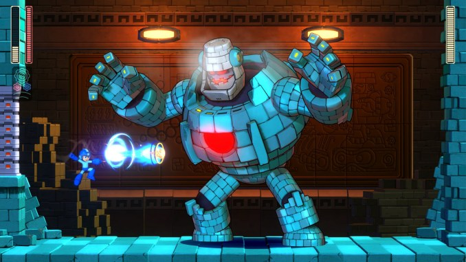 Mega Man 11 Screenshot 2