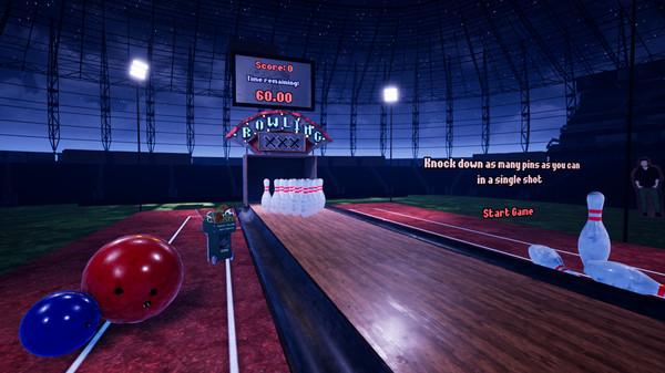 Tennis Arcade VR Screenshot