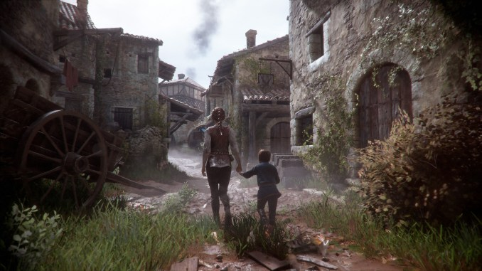 A Plague Tale: Innocence Screenshot 1