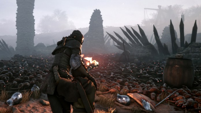 Image result for a plague tale innocence gameplay