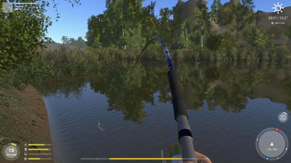 Russian Fishing 4 Screenshot
