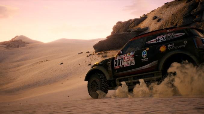 Dakar 18 Screenshot 3