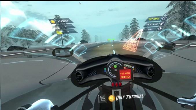 Kamikazo VR screenshot 2