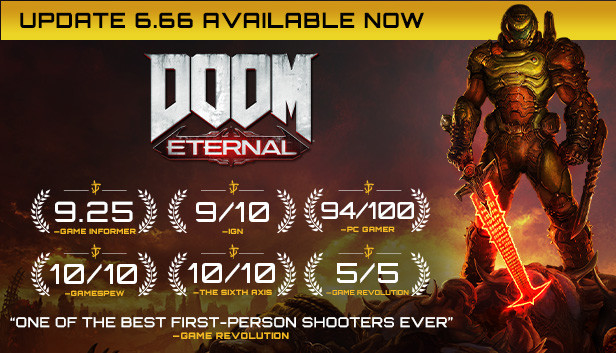 DOOM Eternal on Steam