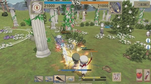 Fantasy Versus Screenshot