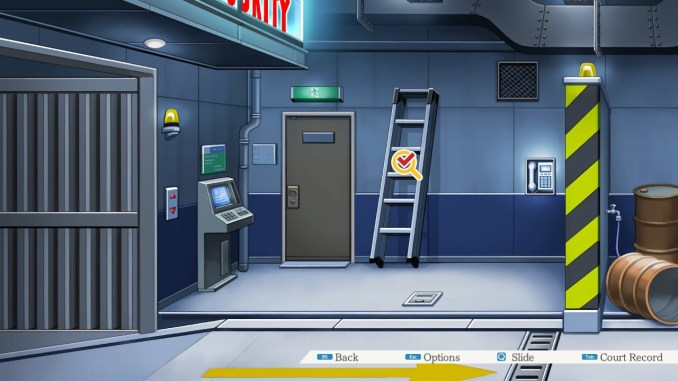 Phoenix Wright: Ace Attorney Trilogy Screenshot 2