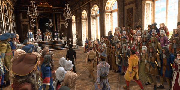 Vivez Versailles Screenshot