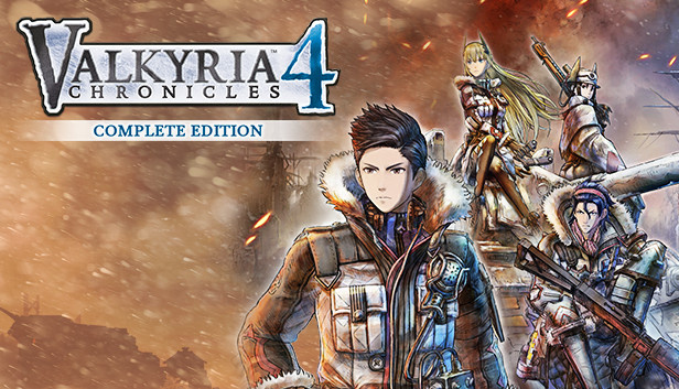 Valkyria Chronicles 4 Complete Edition on Steam