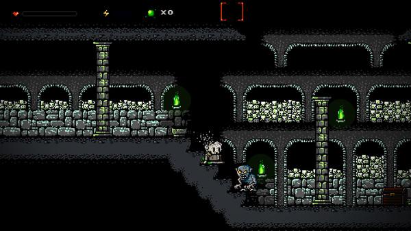 Ghostly Matter Screenshot