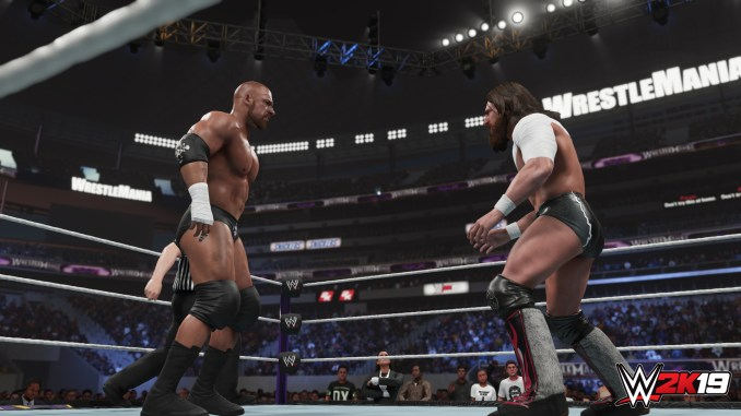 WWE 2K19 Screenshot 3