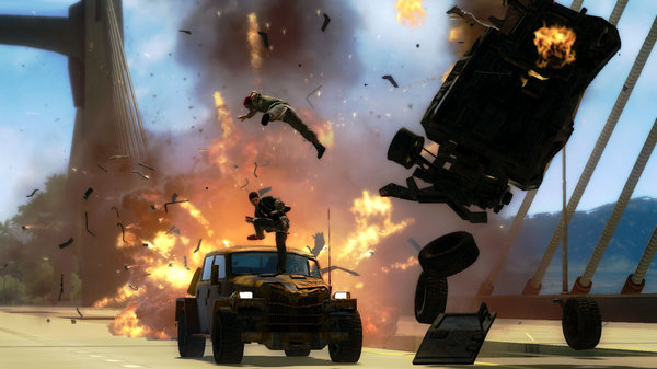 Just Cause 2 Compressed Free Download