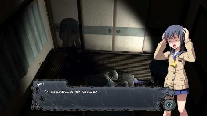 Corpse Party: Blood Drive screenshot 1