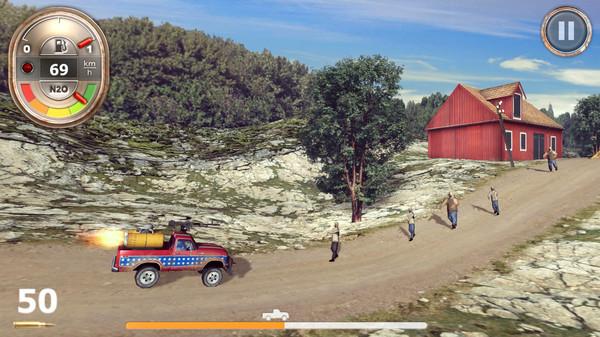 Zombie Derby Screenshot