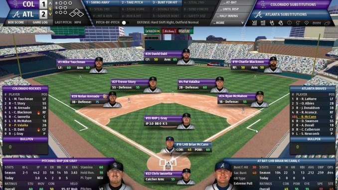 Out of the Park Baseball 20 Screenshot 1