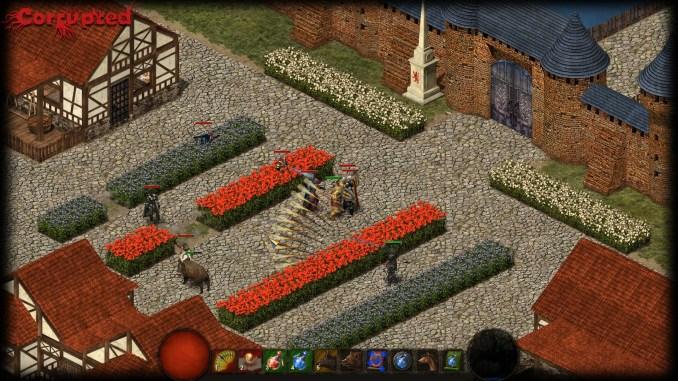 Corrupted Screenshot 3