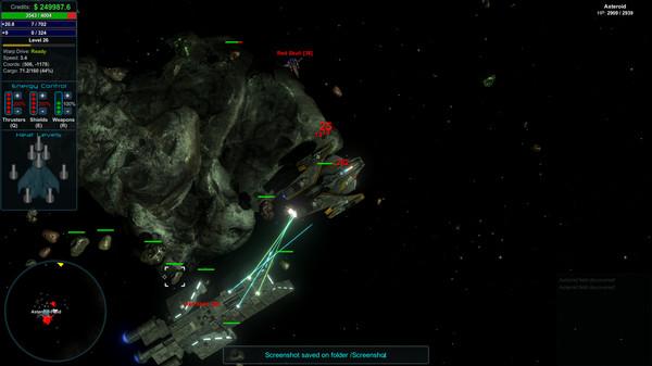 Star Valor Screenshot