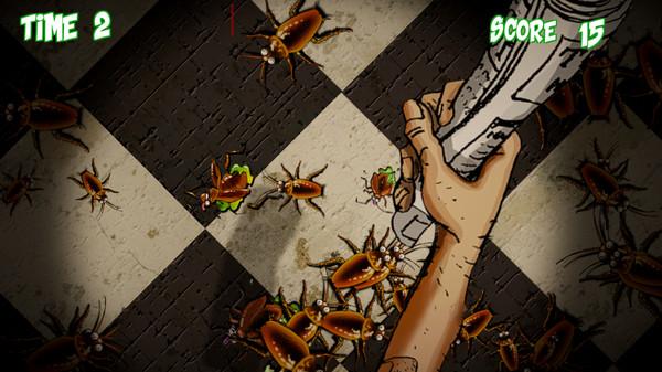 Bug Splatt Screenshot