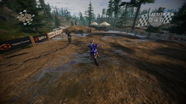 Dirt Bike Insanity Screenshot