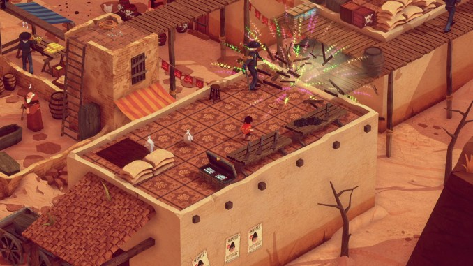 El Hijo - A Wild West Tale screenshot 3