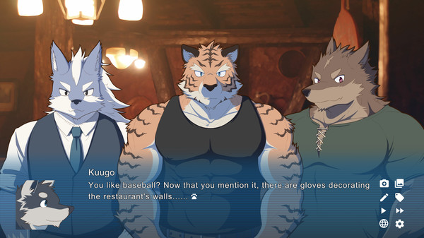 Lagoon Lounge : The Poisonous Fountain Screenshot