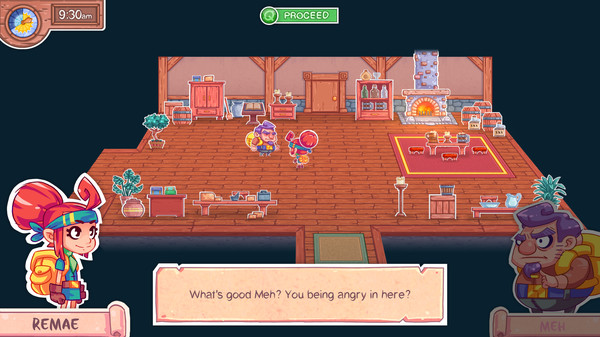 The Spiral Scouts Screenshot