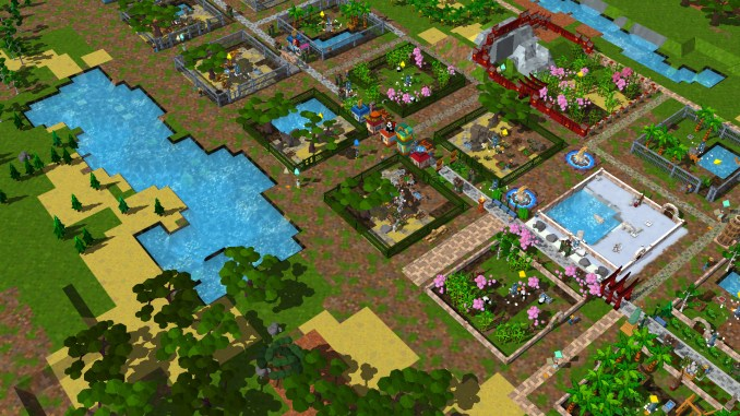 Zoo Constructor Screenshot 2