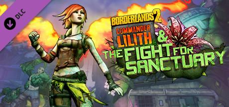 Resultado de imagen para BORDERLANDS 2: COMMANDER LILITH & THE FIGHT FOR SANCTUARY