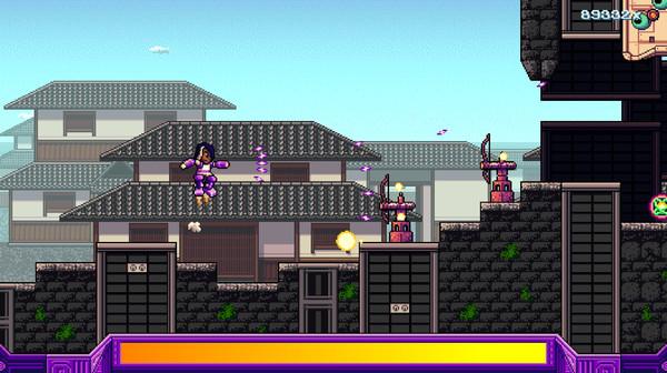 Mecha-Tokyo Rush Screenshot