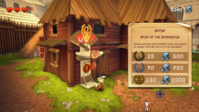 Asterix & Obelix XXL 2 Screenshot 1