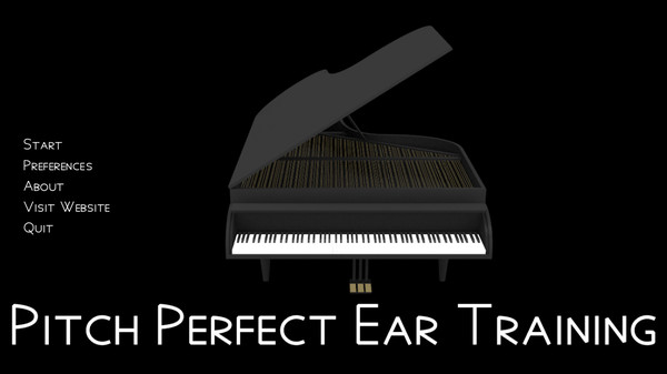 Pitch Perfect Ear Training Screenshot