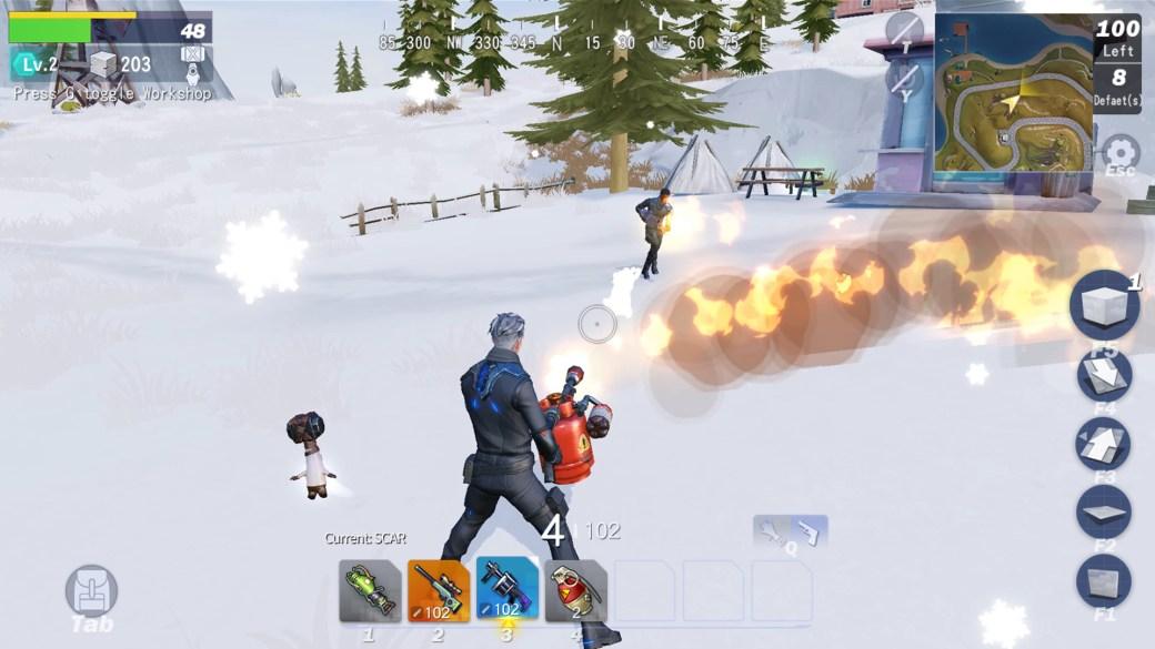 capa do jogo Creative Destruction