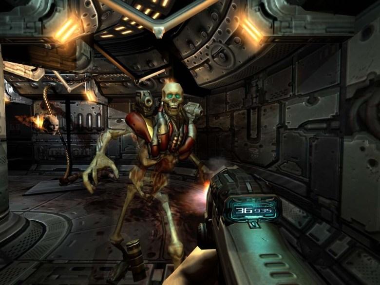 Image result for Doom 3
