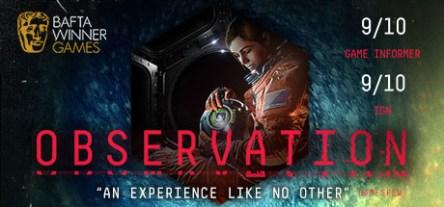 Observation Free Download