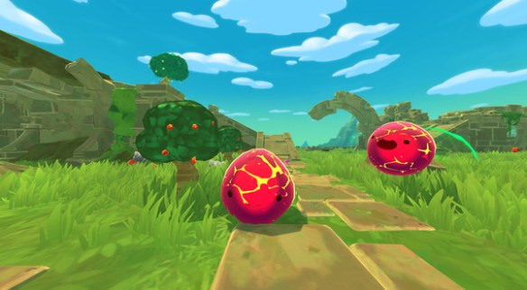 """Slime Rancher' Gets Free VR DLC With """"Slime Rancher: VR Playground"""