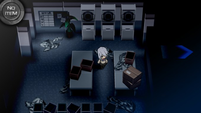 Corpse Party 2: Dead Patient screenshot 1