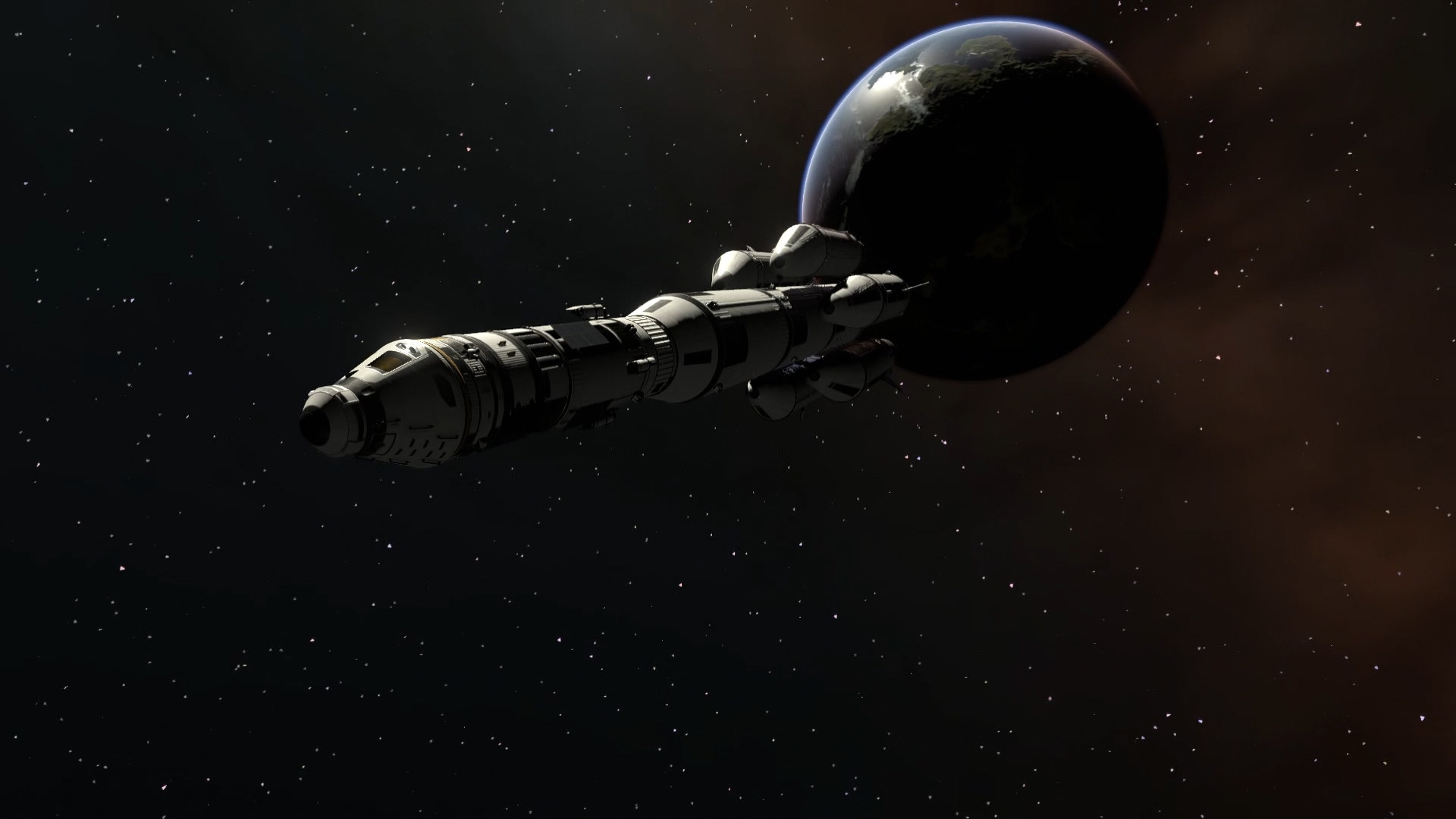 Screenshots on the Steam page - KSP 2 Discussion - Kerbal ...