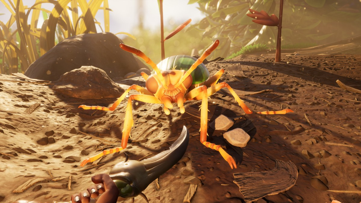 Grounded review a potential new survival game