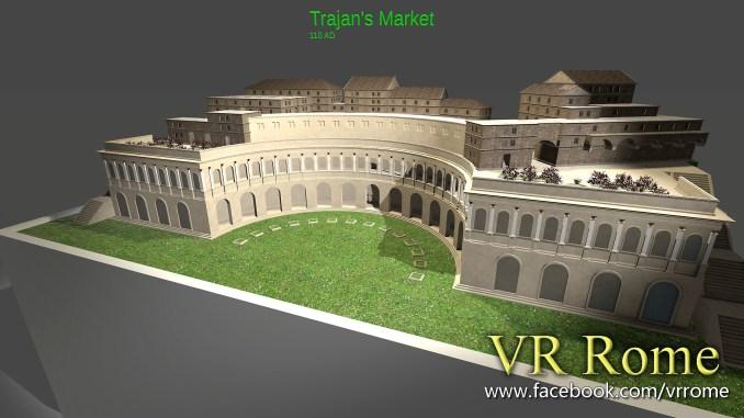 VR Rome screenshot 1